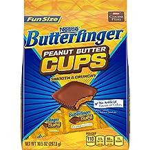 Butterfinger Peanut Butter Cups Fun Size Stand Up Bag, 10.5 oz
