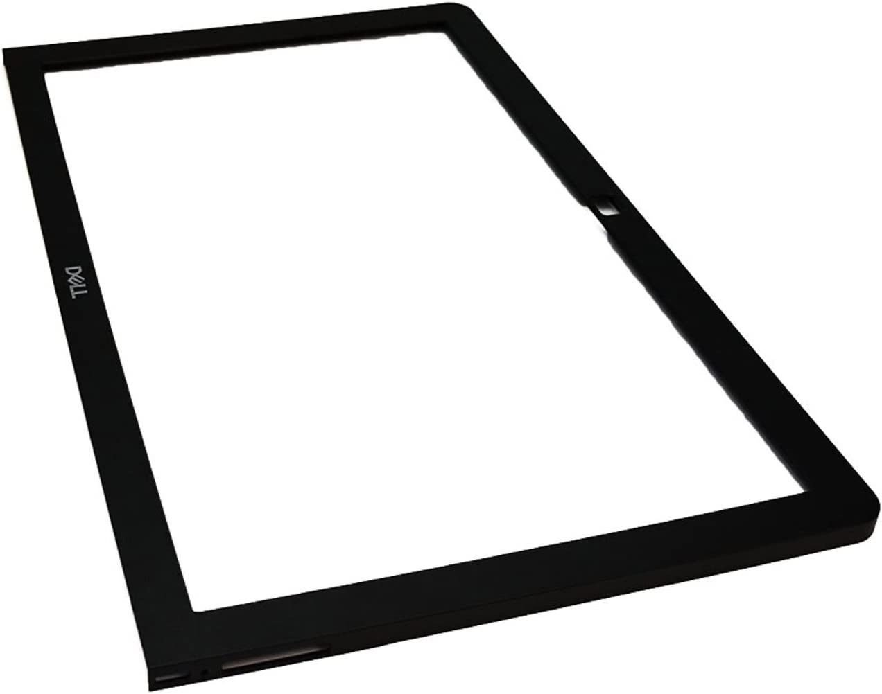 Aquamoon Trading New Genuine OEM Dell Optiplex 9030 All-in-One Desktop 23.8-Inch Display Screen Protector Plastic Bezel only (no Protector) +Camera Hole Charcoal Black Plastic
