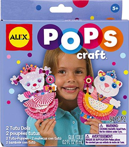 Discount ALEX Toys POPS Craft 2 Tutu Dolls hot sale