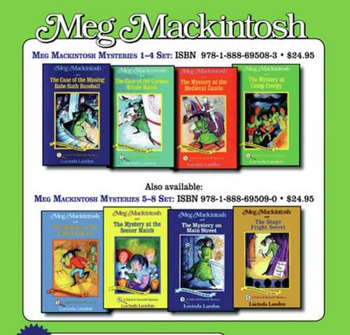 Meg Mackintosh Mysteries Set: Books 1-4 (Meg Mackintosh Mystery series)