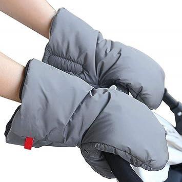 Handwärmer Wasserdicht Handschuhe Mit Fleece Handmuff für Kinderwagen Hand Muff