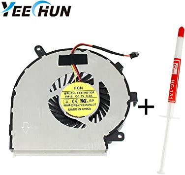 NOT CPU Fan!!! PAAD06015SL N285 N303 Laptop GPU Cooling Fan 4-Wire for MSI GE62 GE72 PE60 PE70 GL62 GL72 Compatible Part Number
