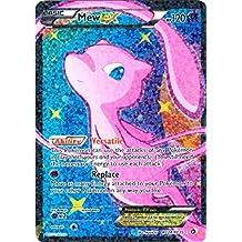 Pokemon - Mew-EX (RC24/RC25) - Legendary Treasures