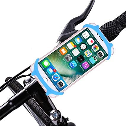 SMILEQ Bicicleta Motocicleta Bicicleta Soporte para teléfono ...