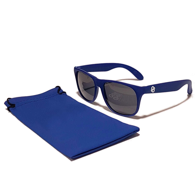 ☼ Gafas de sol California ☼ Unisex para hombre y mujer con montura ligera cómoda para verano n polarizadas