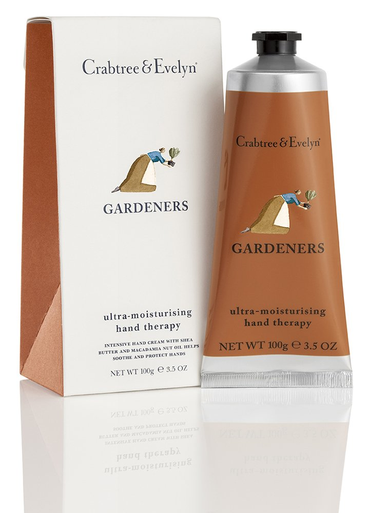 Crabtree & Evelyn Gardeners Ultra-Moisturising Hand Therapy - 100g by Crabtree & Evelyn (Image #5)