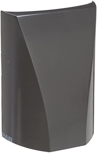 RAB Lighting SLIM18 Slim Cool LED Wallpack, Aluminum, 18W Power, 1909 Lumens, 277V, Bronze Color