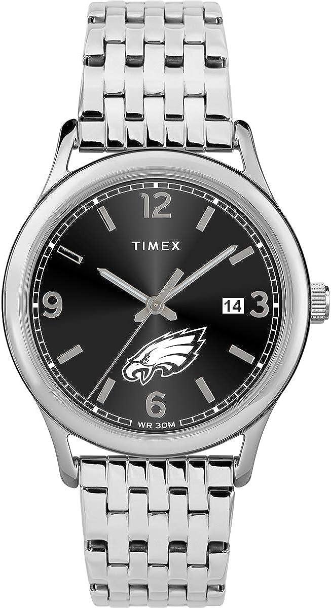 Timex Women's TWZFEAGWC NFL Sage Philadelphia Eagles Watch