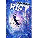 Rift: YA Time Travel Thriller (The Rift Walkers Book 1)