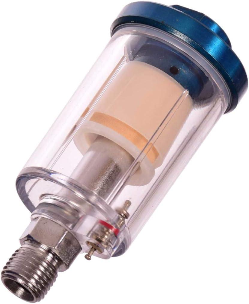 Huile S/éparateur deau Pi/ège Mini Filtre en ligne Pour Air Outil 1//4 BSP