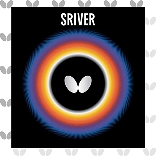 Butterfly Sriver Table Tennis Rubber - The Most Durable Tennis Rubber