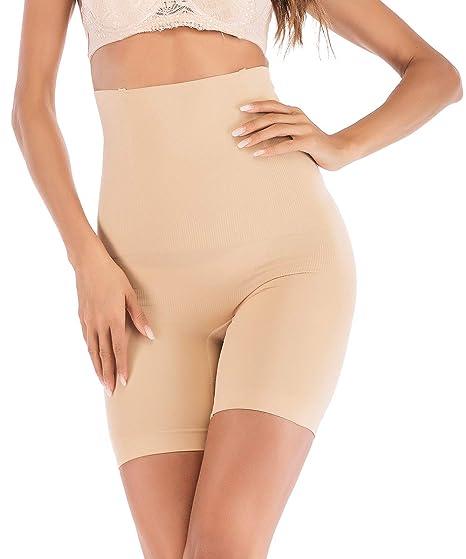 0b21dd04b FUT Womens Shapewear Tummy Control Panties Thigh Slimmer Butt Lifter Power  Shorts