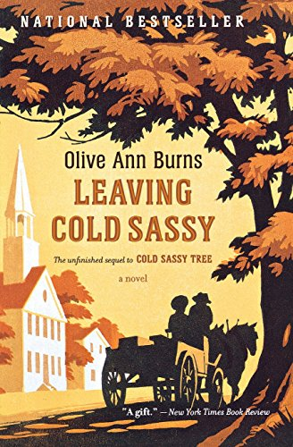 Leaving Cold Sassy by Olive Ann Burns