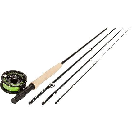 fe260e2c8 Amazon.com   Echo Base Fly Rod Kit   Sports   Outdoors