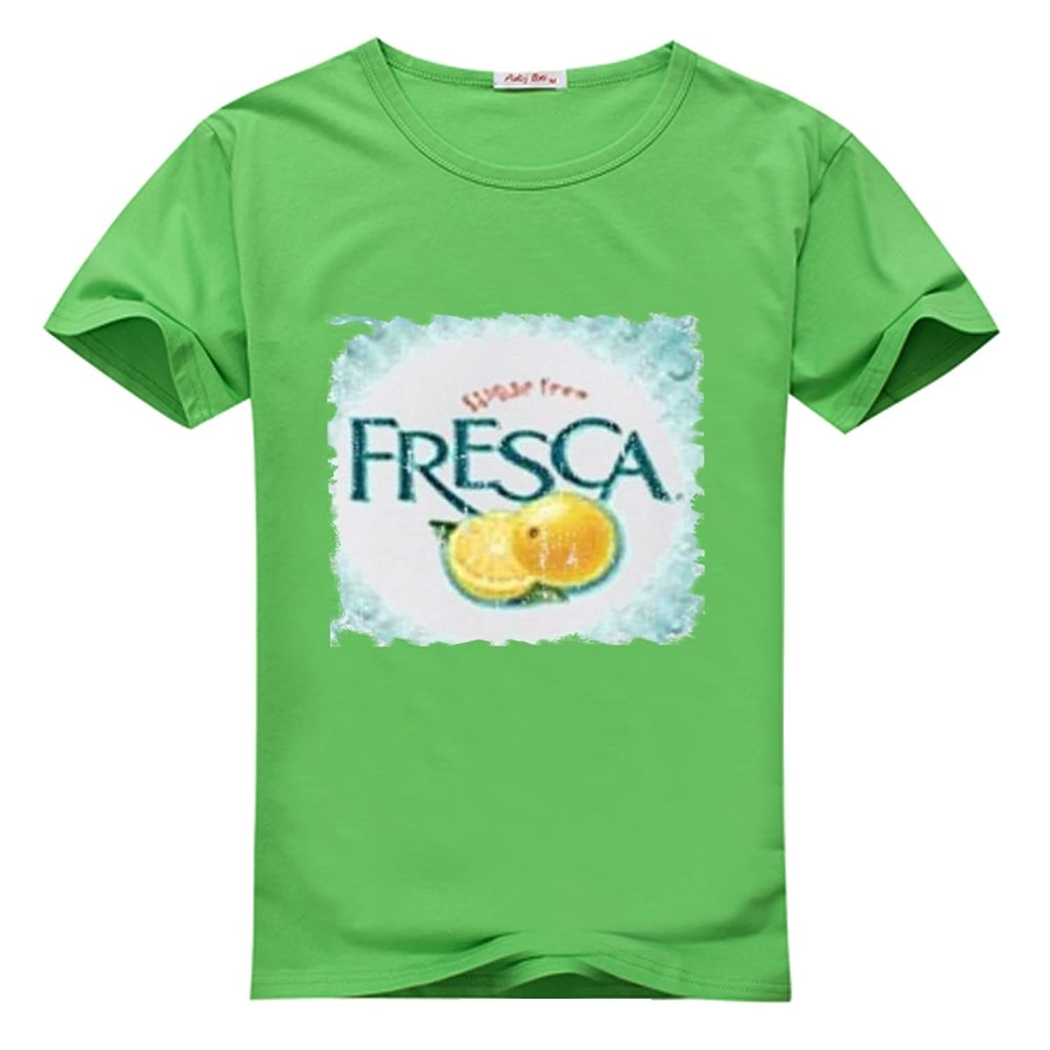 Novelty Eworld Unisex Fresca Beverage Cool Faded Look T Shirt