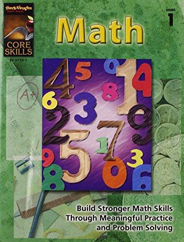 Core Skills: Math: Reproducible Grade 1
