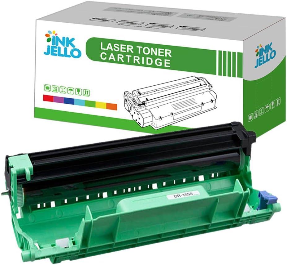 InkJello Compatible Tambor Unidad Reemplazo por Brother DCP-1510 ...