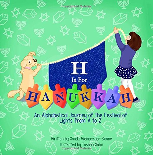 H is for Hanukkah by CreateSpace Independent Publishing Platform