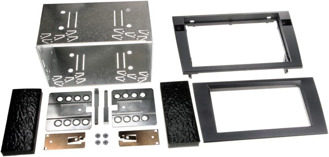 Hama Doppel Din Radio Einbaukit Für Audi A4 B6 Elektronik