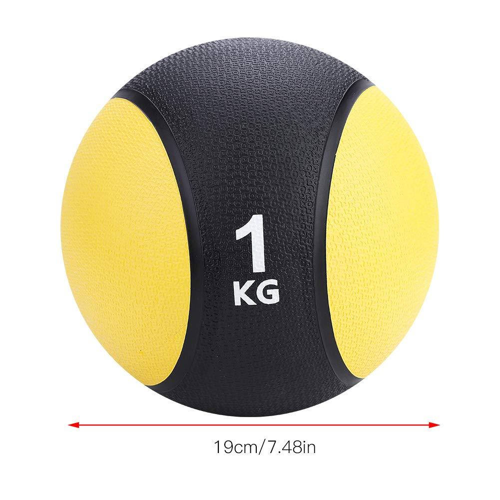 Cocoarm - Balón Medicinal de Goma, 1-10 kg: Amazon.es: Deportes y ...