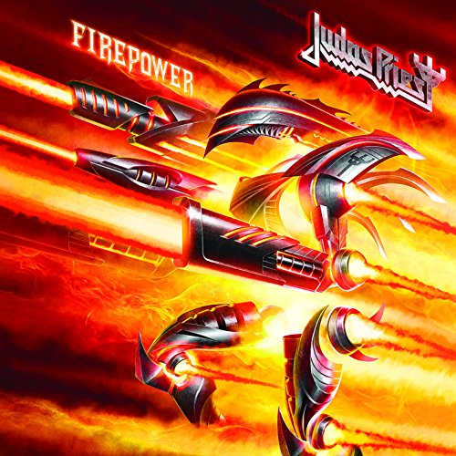 Judas Priest - Firepower Lyrics - Zortam Music