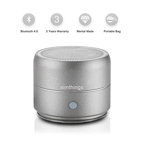 Review simthings Portable Mini Bluetooth