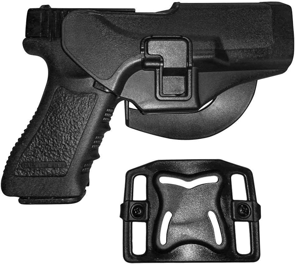 TBDLG Soporte para Pistola de Caza Funda táctica rápida Paleta de la Mano Derecha