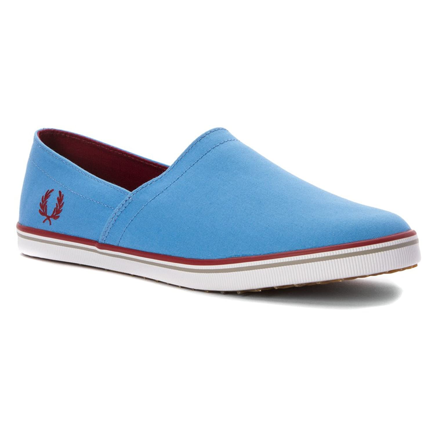 Skate shoes kingston - Amazon Com Fred Perry Men S Kingston Stampdown Sneaker Loafers Shoes Shoes