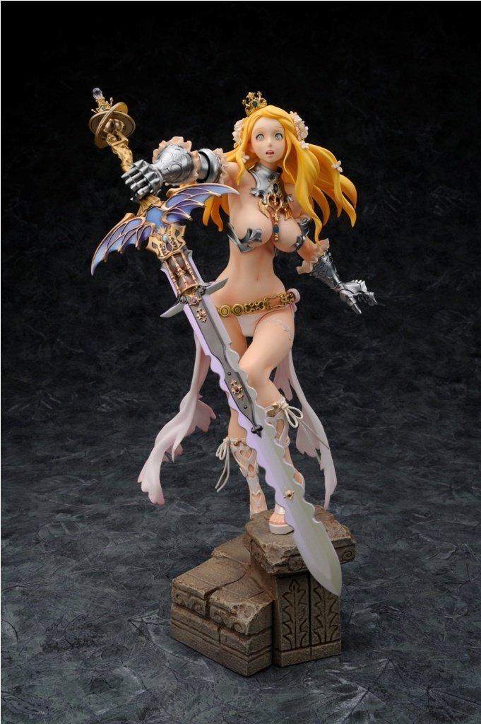 Code of Princess: Solange 1/7 Scale Figure (By Kinu Nishimura)