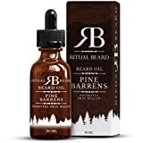 Pine Barrens All Natural Beard Oil - Leave in