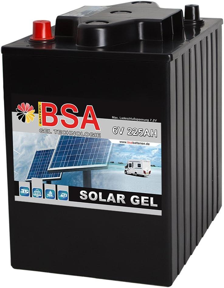 Solarbatterie BSA 12V 150Ah Solar Antrieb Marine Beleuchtung Versorgung Batterie