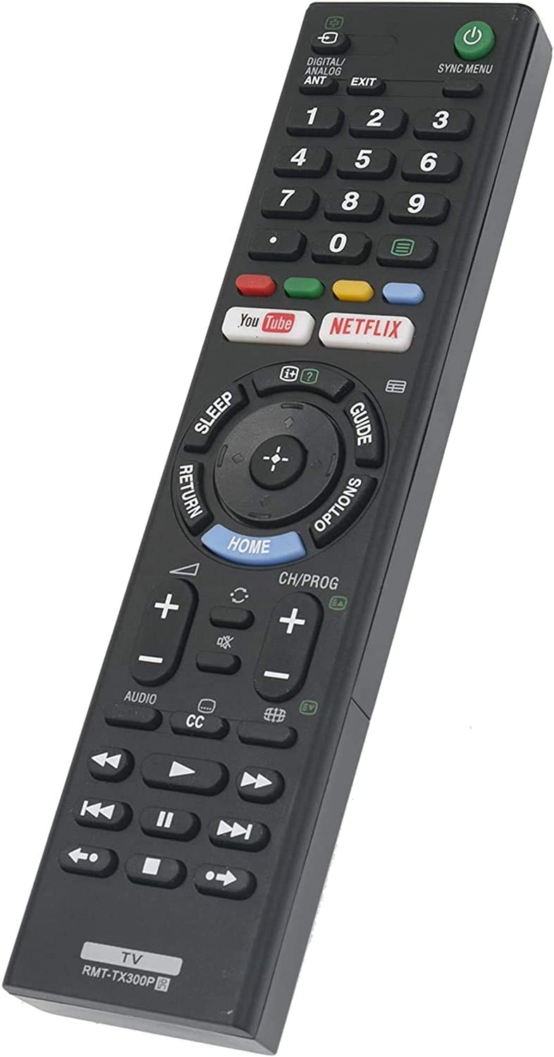 Control remoto  RMT-TX300P para Sony TV  RMF-TX200U / TX300U