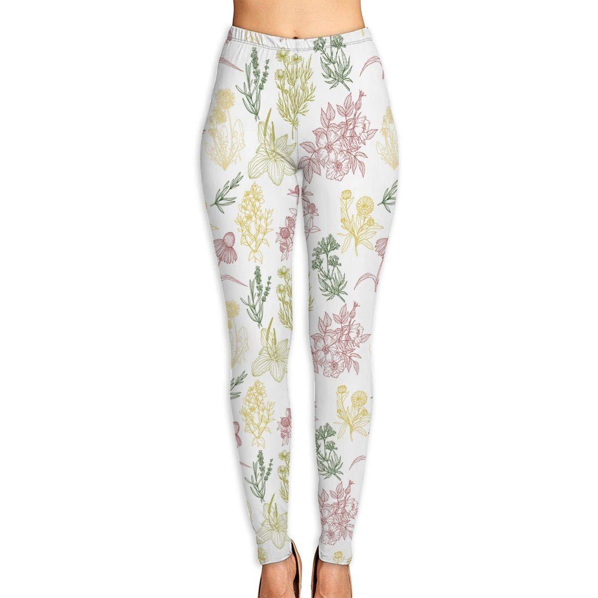 Amazon.com: Vanessa - Pantalones de yoga elásticos para ...