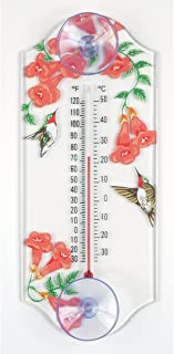 product image for Aspects 119 Classic Style Hummingbird Window Thermometer