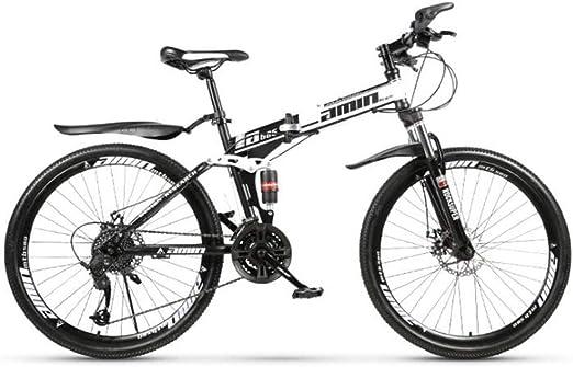 Tbagem-Yjr Bicicleta Plegable De La Montaña, De 26 Pulgadas De ...