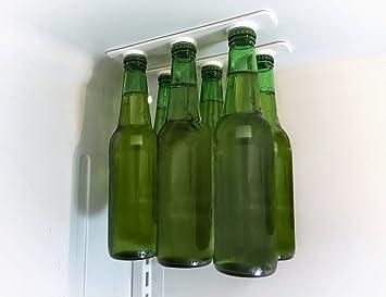 Kühlschrank Organizer Flaschen : Kühlschrank organizer flaschenhalter jar kleiderbügel magnet