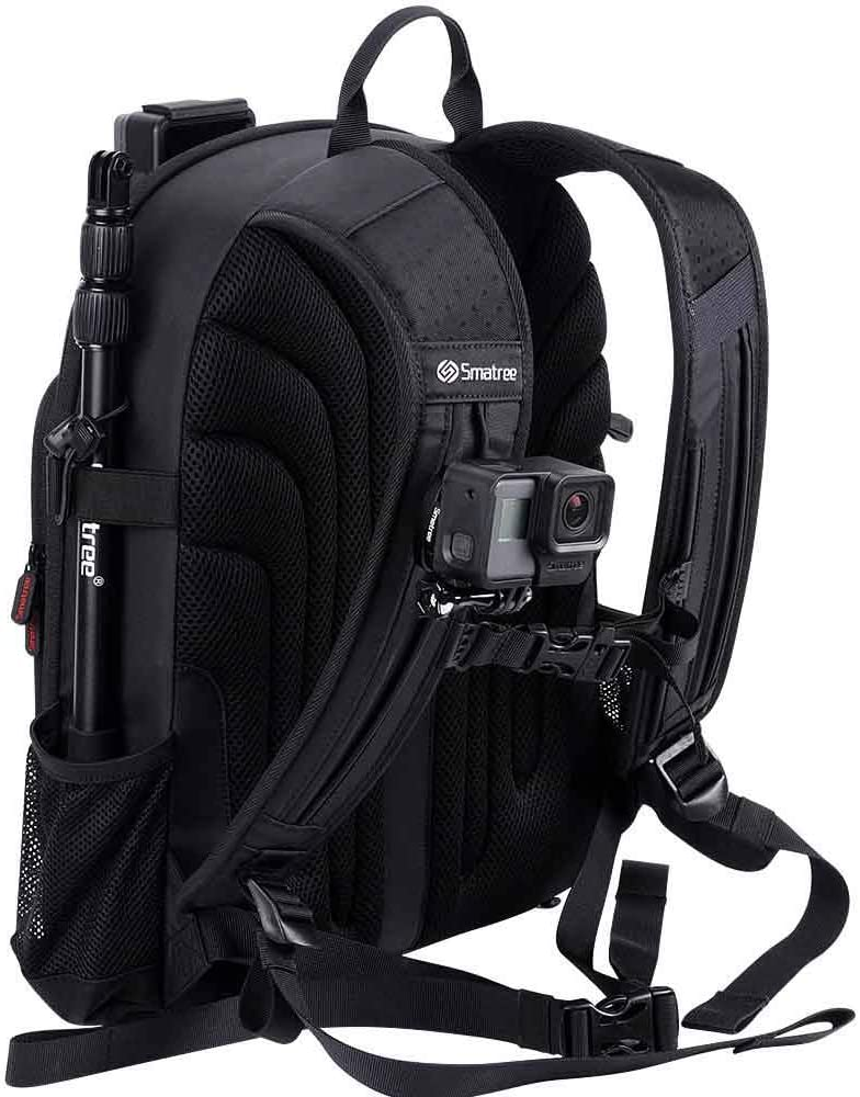 Smatree Backpack Compatible with DJI Mavic 2 Pro//Zoom//Osmo Pocket//OSMO Pocket Charging Case//DJI Osmo Action//Gopro Hero 7//6//5