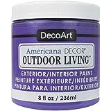 DecoArt Americana Outdoor Living 8oz Pansy