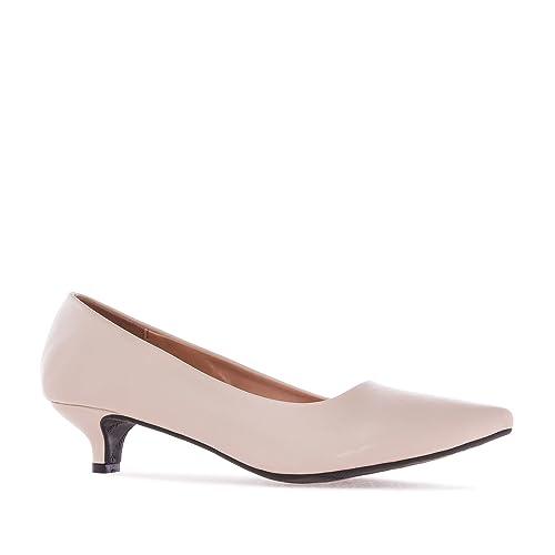 Andres Machado. AM5152.Salón en Soft .Mujer.Tallas Pequeñas Grandes.  32 35-42 45.  Amazon.es  Zapatos y complementos 7252821ea0ed