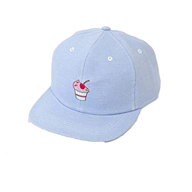 Woman Baseball caps Cute ice Cream Hip-hop Hat Pink Cap Baseball Cap  Baseball Hats 23a3a243772