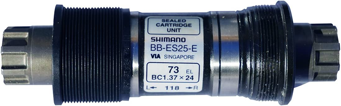 Shimano BB-ES51 Octalink Bike Bottom Bracket English Threaded 73mm x 113mm NEW