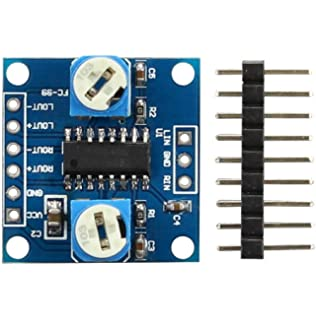 Oep30wx2 module class d digital power amplifier board replace demarkt pam8406 digital power amplifier board with volume potentiometer stereo no noise 2x5w class d power altavistaventures Image collections