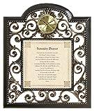 Serenity Prayer - 15'' X 18'' Wall Clock