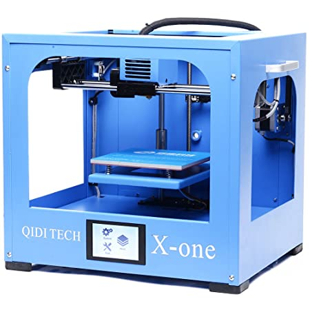 QIDI TECHNOLOGY X-ONE 3D Printer with Fully Metal Structure,3.5 Inch Touchscreen