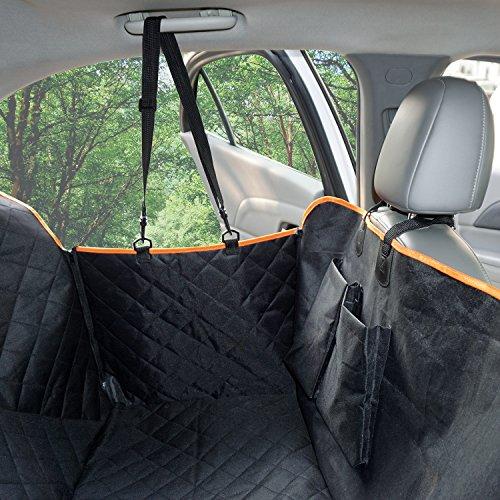lantoo dog seat cover large back seat pet  lantoo dog seat cover large back seat pet seat cover hammock for      rh   ebay