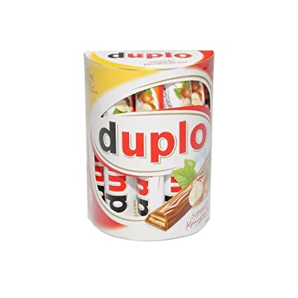 Ferrero Deutschland GmbH: Ferrero Duplo – 10 Stà ¼ ck – 1 ...