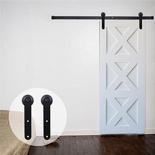 rails pour portes suspendues attrayant rail bas pour. Black Bedroom Furniture Sets. Home Design Ideas
