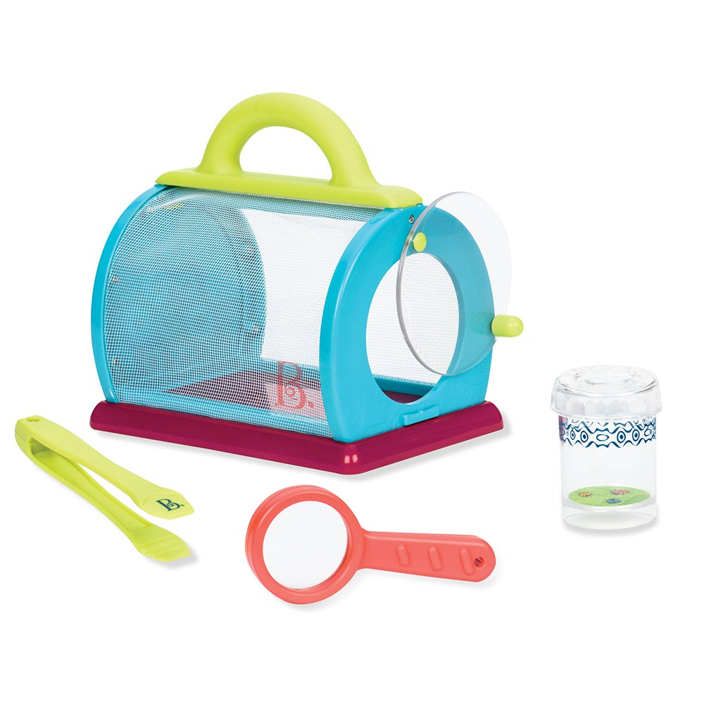 B toys by Battat – Bug Bungalow Insect Catching Kit – Bug toys for kids 3+