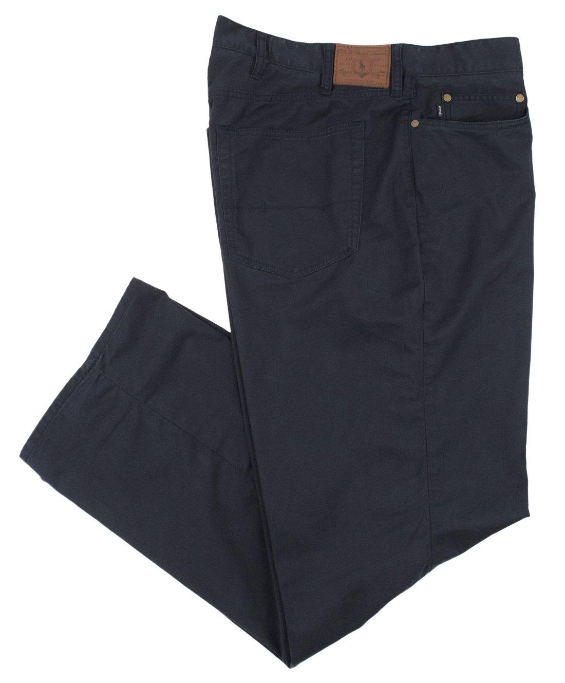 Polo Ralph Lauren Men's Big & Tall Stretch Classic Fit Chino Pants-ANVY-46Bx34L