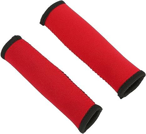 2 St/ück 15cm Weiche Kajak-Paddelabdeckung verhindern Blasen und Hornhaut Keenso Kajak-Paddelabdeckung